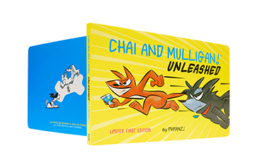 Chai and Mulligan!™ Unleashed, paperback